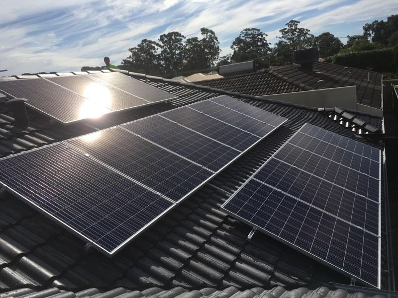 Solar Panels Maintenance and Repairs Perth – Anew Solar